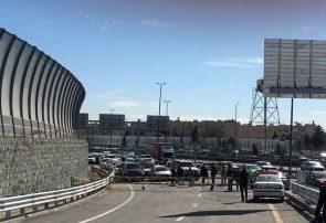 استقبال شهروندان تهرانی برای ورود به آزاد راه تهران – شمال