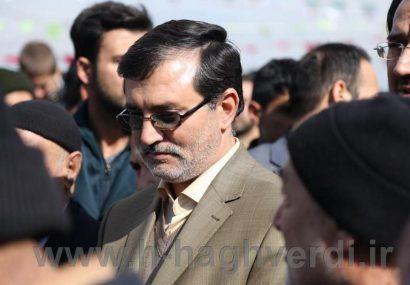 افتتاح بخش دیالیز و سی تی اسکن بیمارستان شهید سلیمانی شهرقدس