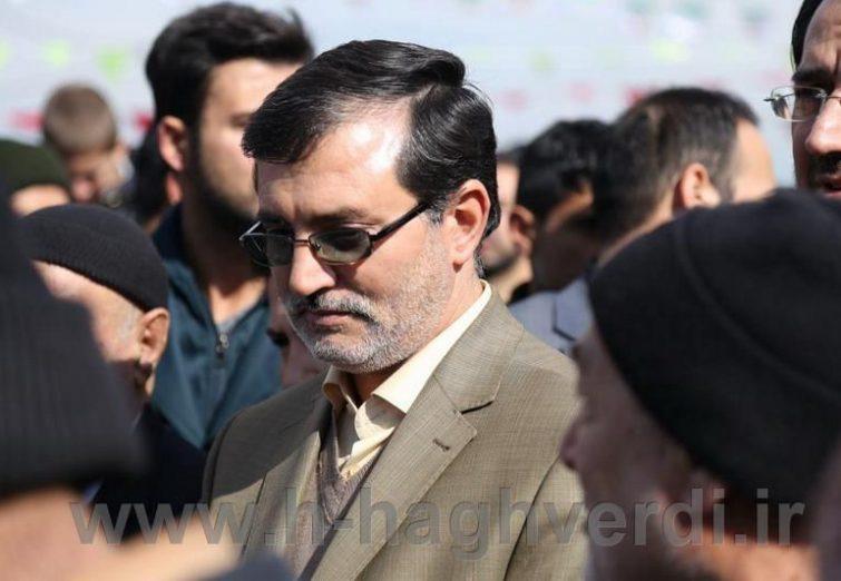 پیام تشکر حسین حق وردی از حضور گسترده مردم در انتخابات مجلس یازدهم