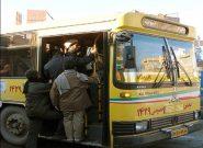 مصایبِ سفر هر روزه از غرب استان تهران تا پایتخت