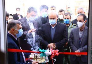 افتتاح دومین ایستگاه سنجش آلودگی هوای شهریار