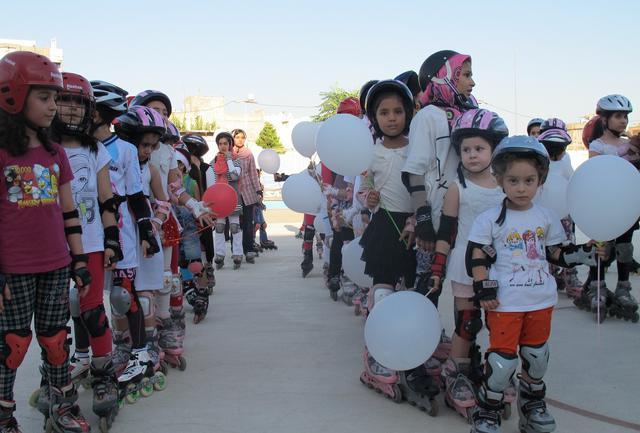 رئیس هئیت اسکیت شهریار از برگزاری جشنواره اسکیت مدارس خبر داد