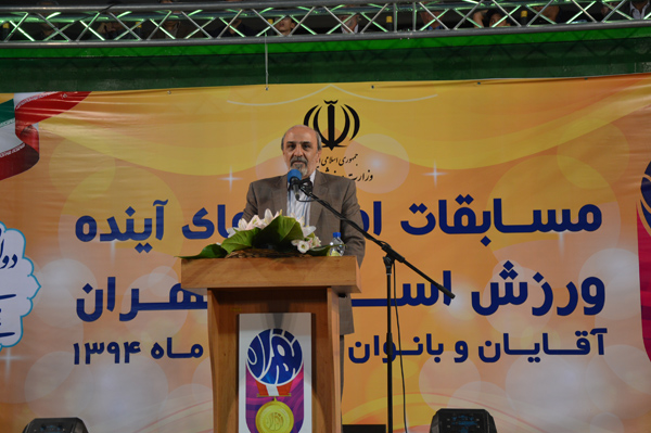 دکتر گودرزی: ورزش تهران فرمانده ورزش کشور است