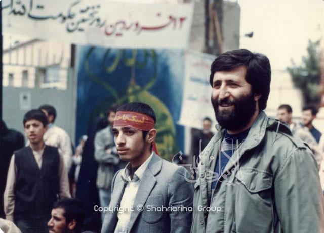 منتخبی از تصاویر شهدای شهرستان شهریار