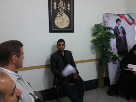 سومین جلسه کمیته اقتصادی اجتماعی ستاد ساماندهی امور جوانان ملارد