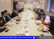 نشست فرماندار شهرستان شهریار با جوانان و نخبگان