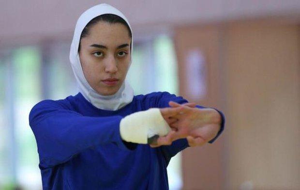 رسمی؛ کیمیا علیزاده از ایران خداحافظی کرد