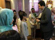 بازدید ازمرکزنگهداری توانبخشی نیایش در شهرستان ملارد