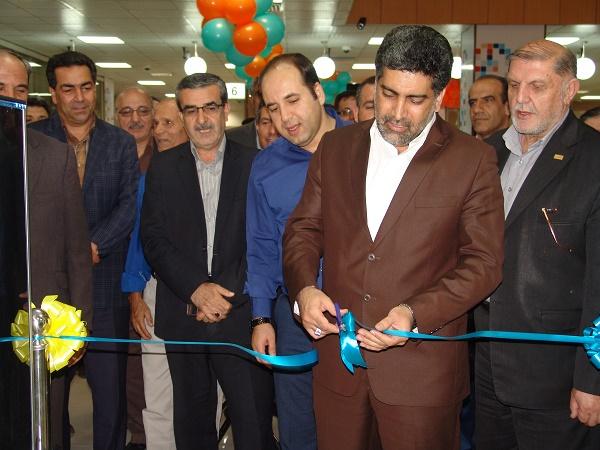 بزرگترین هایپر مارکت شهریار در شهر اندیشه افتتاح شد