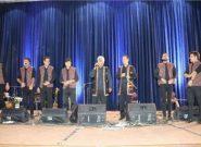 اجرای گروه موسیقی تال در شهرستان شهریار