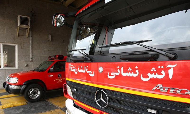 ۳ ایستگاه آتشنشانی در کرج افتتاح شد