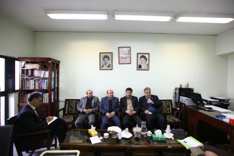 بررسی وضعیت آب شرب و کشاورزی شهرستانهای استان تهران در نشست مجمع نمایندگان