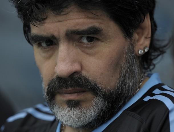 مارادونا در 52 سالگی پدر میشود