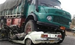 تصادفات جادهای استان البرز 7 مصدوم بر جای گذاشت