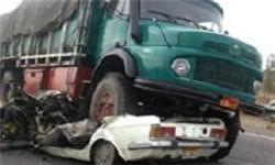 ۶ کشته و ۲۸ مجروح در حوادث رانندگی روز جمعه