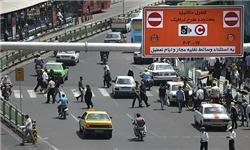 چهار راه ولیعصر باز شد/روانی ترافیک در انقلاب