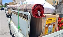 اهدای جهیزیه به 50 نوعروس نیازمند در بهارستان