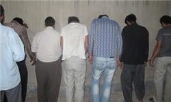 فرمانده انتظامی کرج: دالتونها در کرج دستگیر شدند