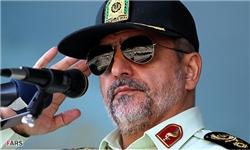 سردار احمدیمقدم: پلیس باید احترام به مردم را سرلوحه کار خود قرار دهد