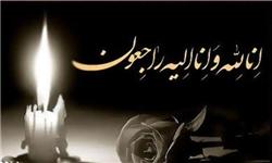 پیشکسوت والیبال استان تهران درگذشت