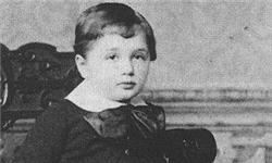عکس / انیشتین وقتی بچه بود