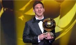 توپ طلا برای چهارمین بار در دستان مهاجم آرژانتینی