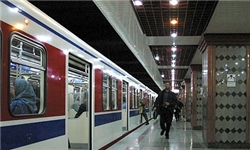 فردا نخستین قطار مترو از ولیعصر به آزادگان میرود