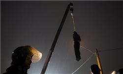 صبح امروز در گچساران 4 متجاوز به عنف اعدام شدند