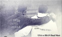 نبرد کشتیگیران آمریکا و ایران برای زنده ماندن کشتی