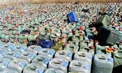 کشف 63000 لیتر سوخت قاچاق در ملارد