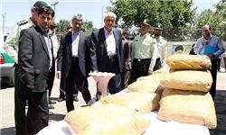 کشف 320 کیلو گرم مواد افیونی در بستههای قهوه در غرب استان تهران
