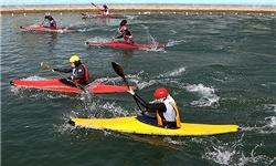 قایقرانان ملاردی در مسابقات قهرمانی آسیا پارو زدند
