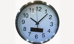 ساعت رسمی کشور امشب یک ساعت جلو کشیده می شود