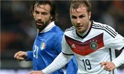جدال ایتالیا و آلمان برنده نداشت/ شکست تلخ انگلیس با گلهای مهاجم بارسا