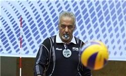شاهمیری: مسئولان از قضاوت هایم در جام جهانی والیبال راضی بودند