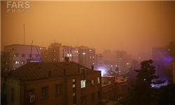 وزش باد شدید در پایتخت طی دو روز آینده