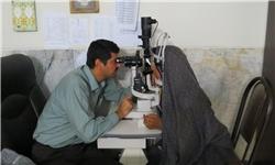 بیمارستان صحرایی در اخترباد ملارد برپا شد