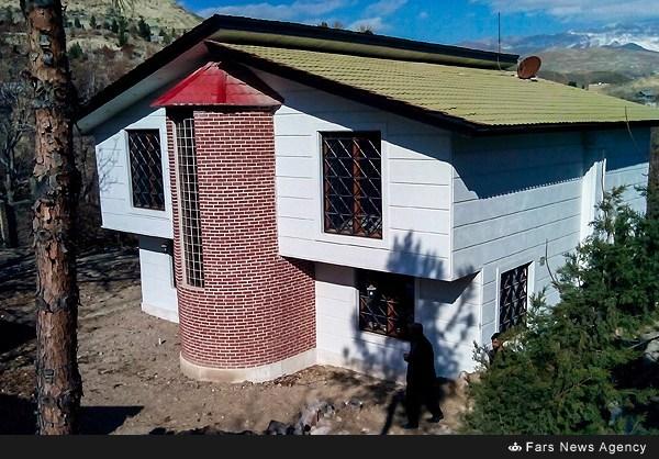 گزارش تصویری / تخریب ساختمانهای غیرمجاز در بومهن