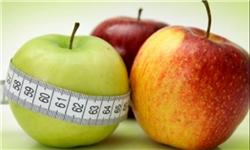 خوردن یک سیب در روز با چاقی مبارزه میکند