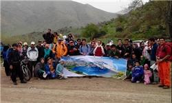 برگزاری جشنواره بهاری گروه کوهنوردی شهریار