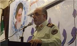 سردار خانچلری : احساس امنیت در غرب استان تهران بیشتر میشود
