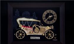 هدیهای طلایی که «رولزرویس» برای شهریار فرستاد+عکس