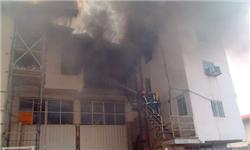شعلههای آتش در شهریار یک کشته و ۵ مصدوم برجای گذاشت