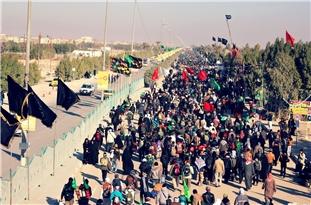 فیلم/ نماهنگ پای پیاده به مناسبت اربعین حسینی