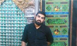 شهادت «سجاد عفتی» در دفاع از حرم حضرت زینب (س) + تصاویر