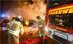 وقوع ۲ مورد آتشسوزی در شهر وحیدیه