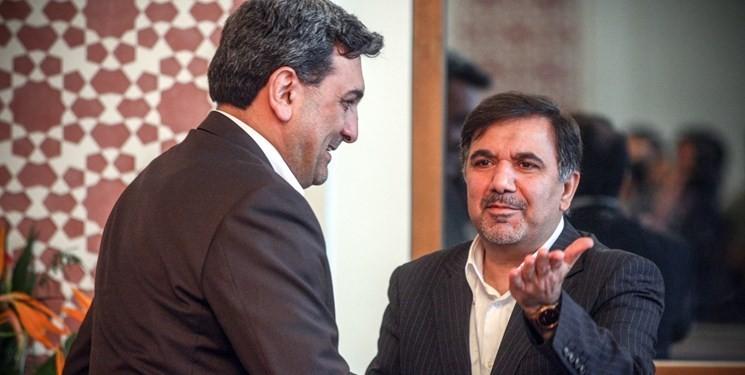«حناچی» شهردار تهران شد