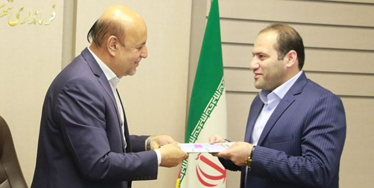 اولین بخشدار بخش جدید جوقین شهرستان شهریار معرفی شد