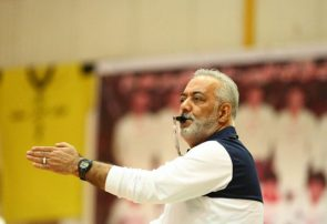 افشین و شاهمیری، نمایندگان داوری والیبال ایران در مسابقات انتخابی المپیک