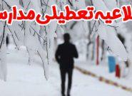 تمام مدارس و دانشگاههای تهران فردا تعطیل است